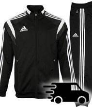 Coaching Tracksuit - With Postage