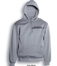 MSI Grey Hoodie - Office Pick Up